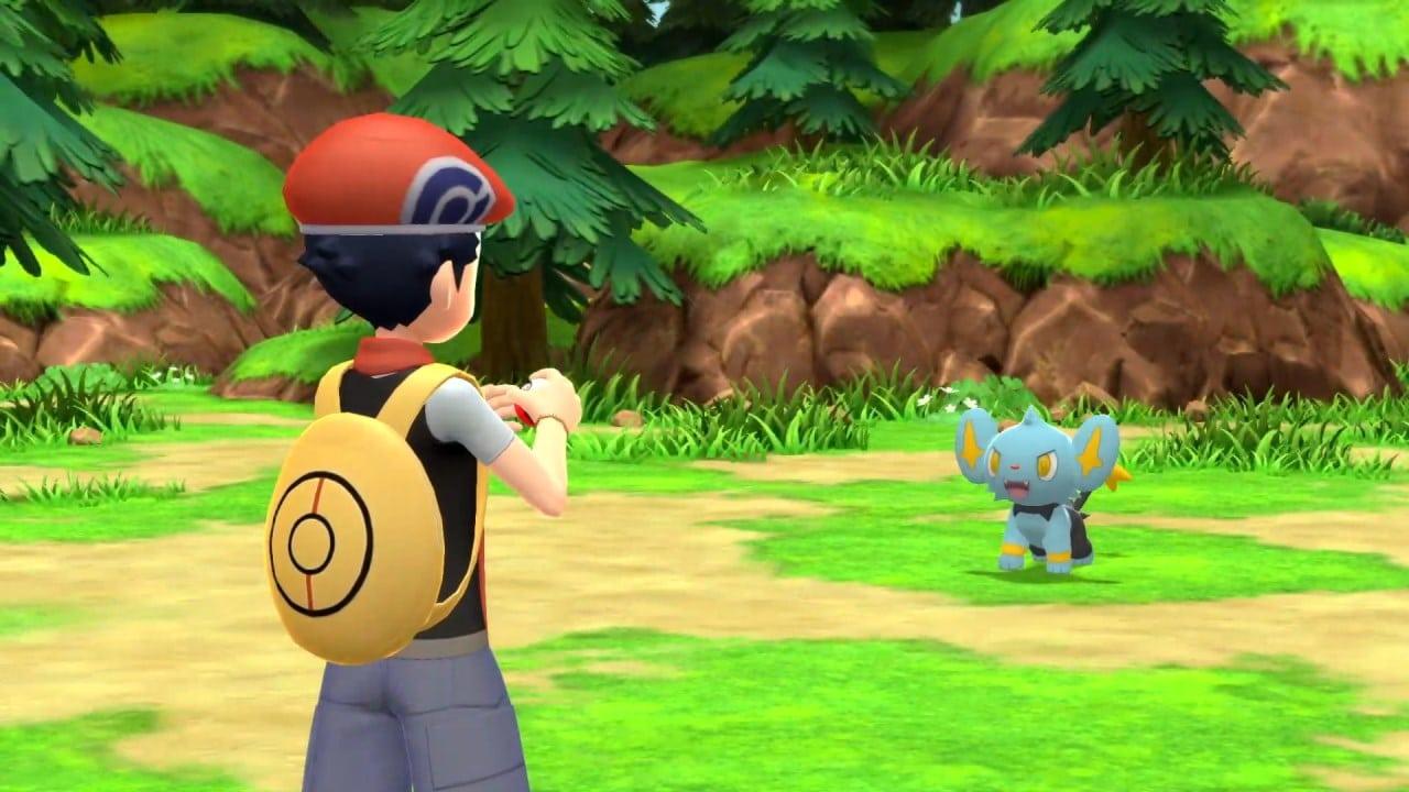 משחקים Pokémon Brilliant Diamond & Pokémon Shining Pearl לנינטנדו סוויץ' - שינקס