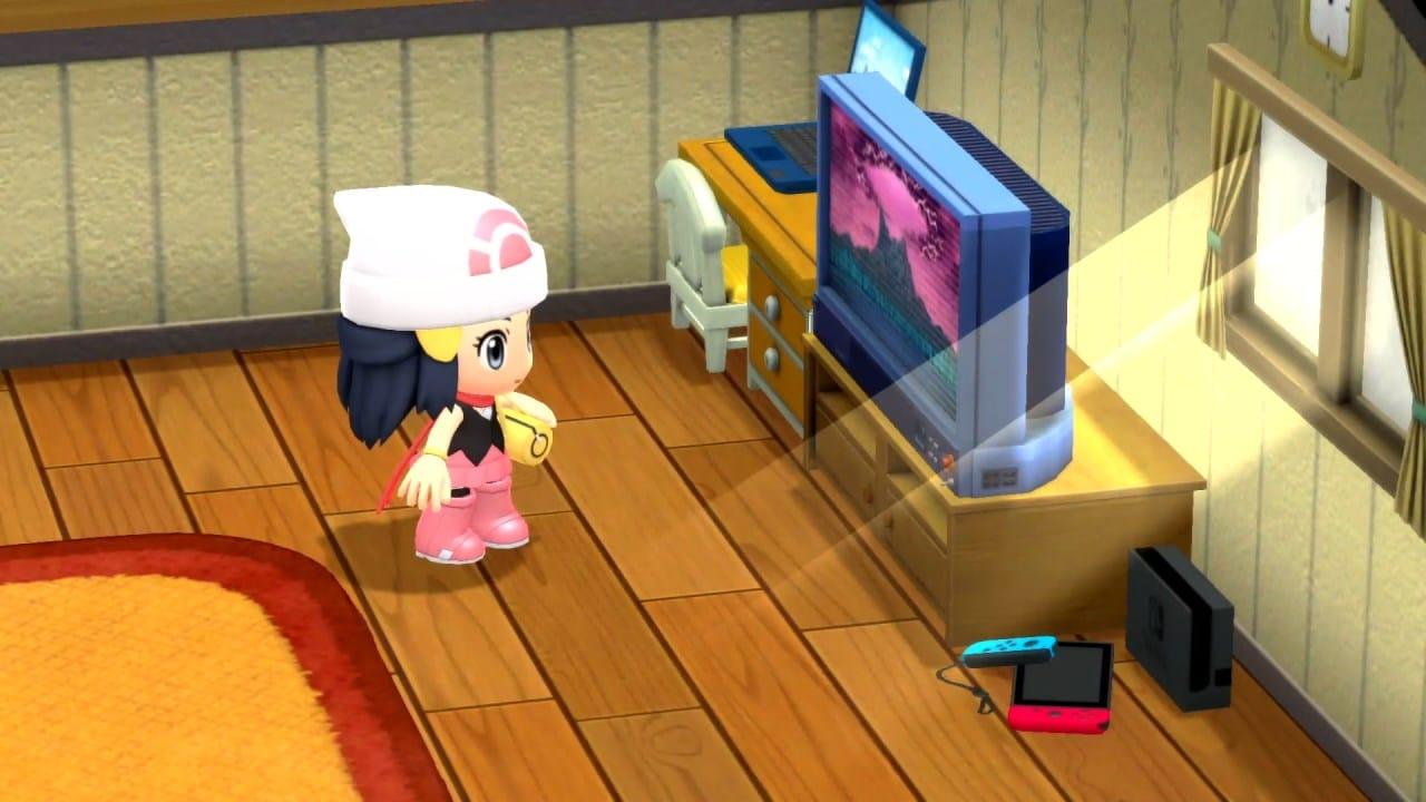 משחקים Pokémon Brilliant Diamond & Pokémon Shining Pearl לנינטנדו סוויץ' - דון בביתה
