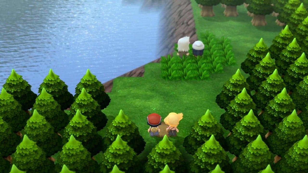 משחקים Pokémon Brilliant Diamond & Pokémon Shining Pearl לנינטנדו סוויץ' - אגם וריטי