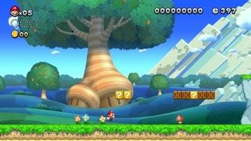 משחק New Super Mario Bros. U Deluxe לנינטנדו סוויץ' - שלב ראשון
