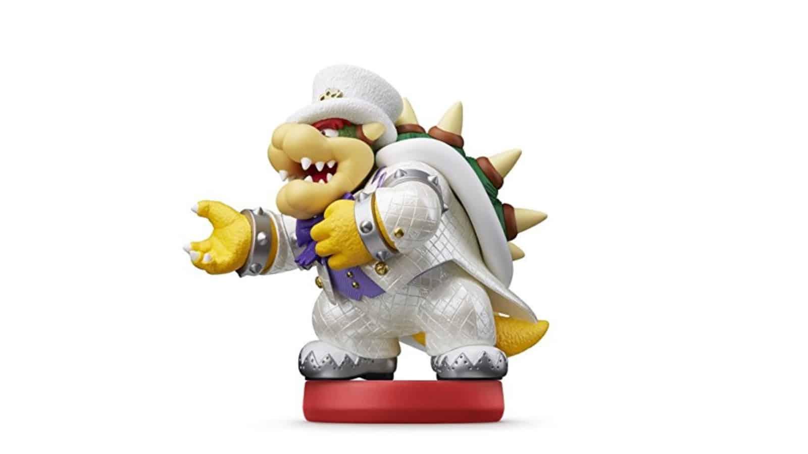 אמיבו - Bowser - חתונה (סדרת Super Mario Odyssey)