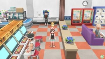 צילום מסך 2 מתוך המשחק: Pokemon Let's Go : Eevee