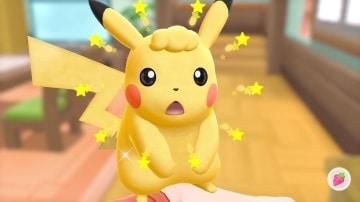 צילום מסך 4 מתוך המשחק: Pokemon Let's Go : Pikachu פיקאצ'ו