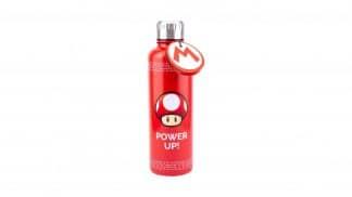 בקבוק שתייה אדום - Super Mario Power Up