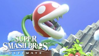 Super Smash Bros. Ultimate: Piranha Plant - הרחבה דיגיטלית