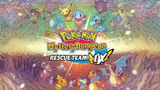 משחק Pokémon Mystery Dungeon: Rescue Team DX