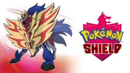 משחק Pokémon Shield