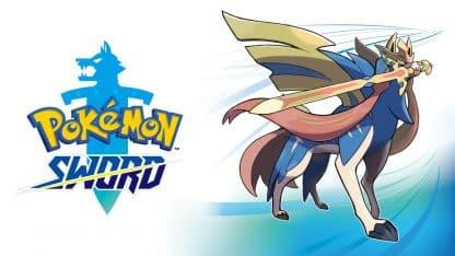 משחק Pokemon Sword