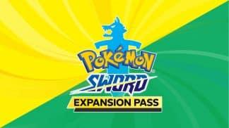 Pokémon Sword - הרחבה דיגיטלית