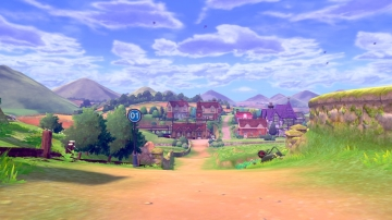 Pokémon Sword - Screenshot 1