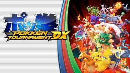 משחק Pokken Tournament DX