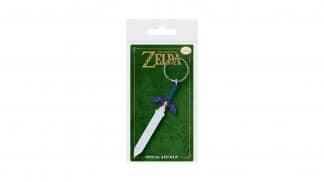 מחזיק מפתחות בעיצוב חרב ה-Master Sword האגדית.