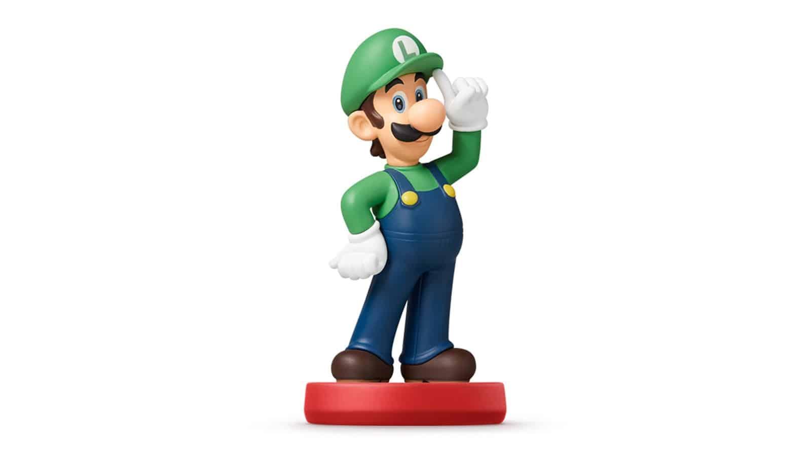 אמיבו - Luigi (סדרת סופר מריו)