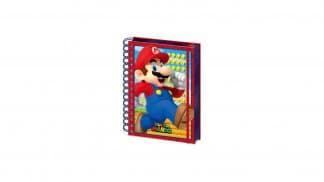 מחברת הולוגרמה - Super Mario