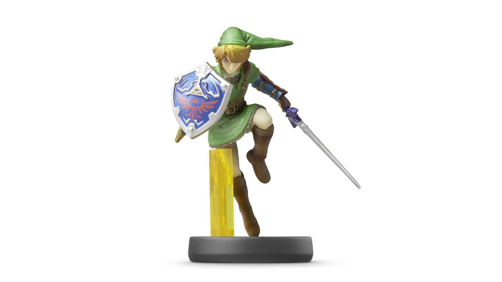 אמיבו - Link (סדרת Super Smash Bros.)