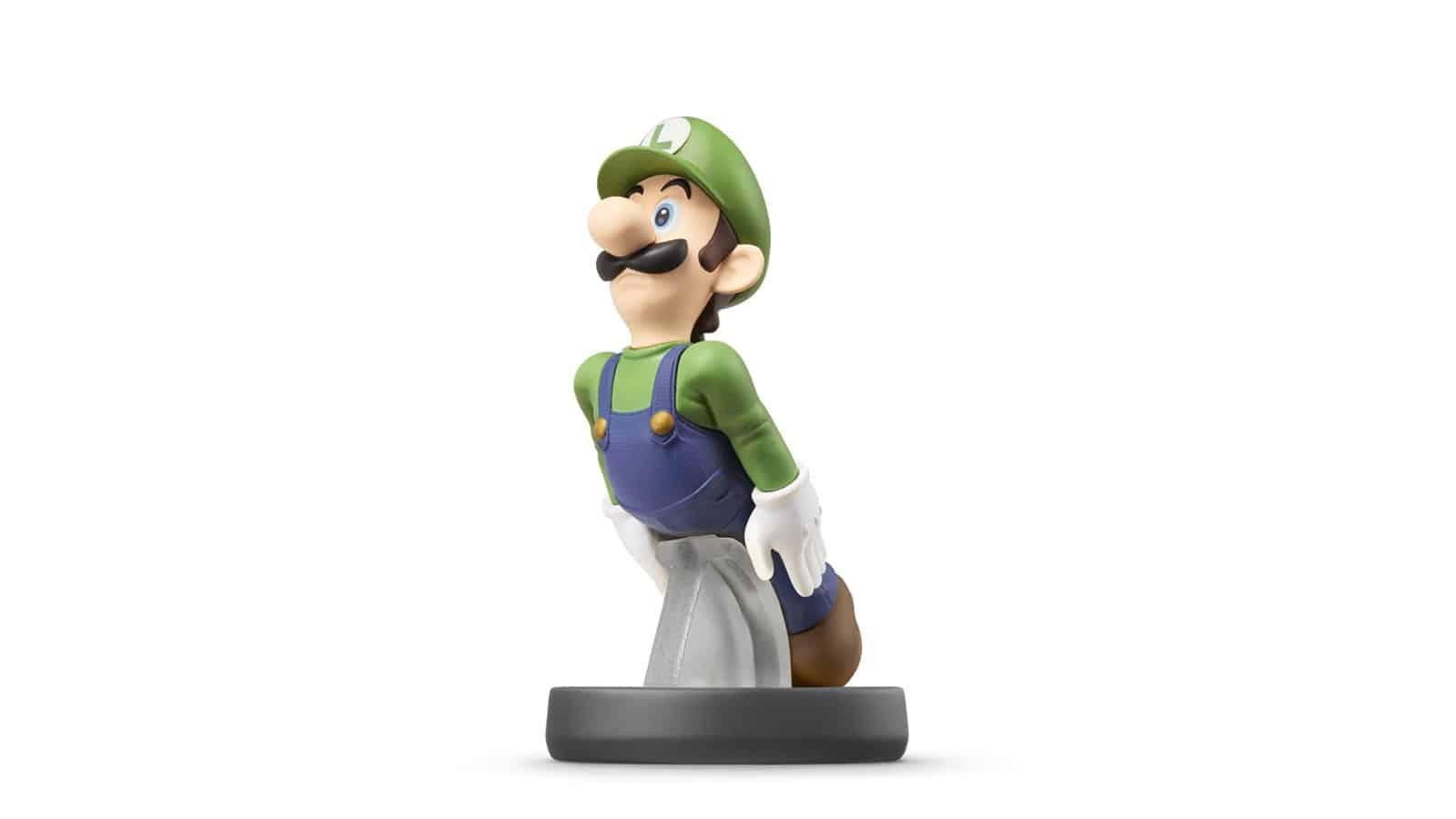אמיבו - Luigi (סדרת Super Smash Bros.)