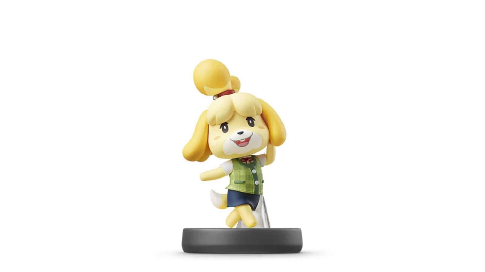 אמיבו - Isabelle (סדרת Super Smash Bros.)