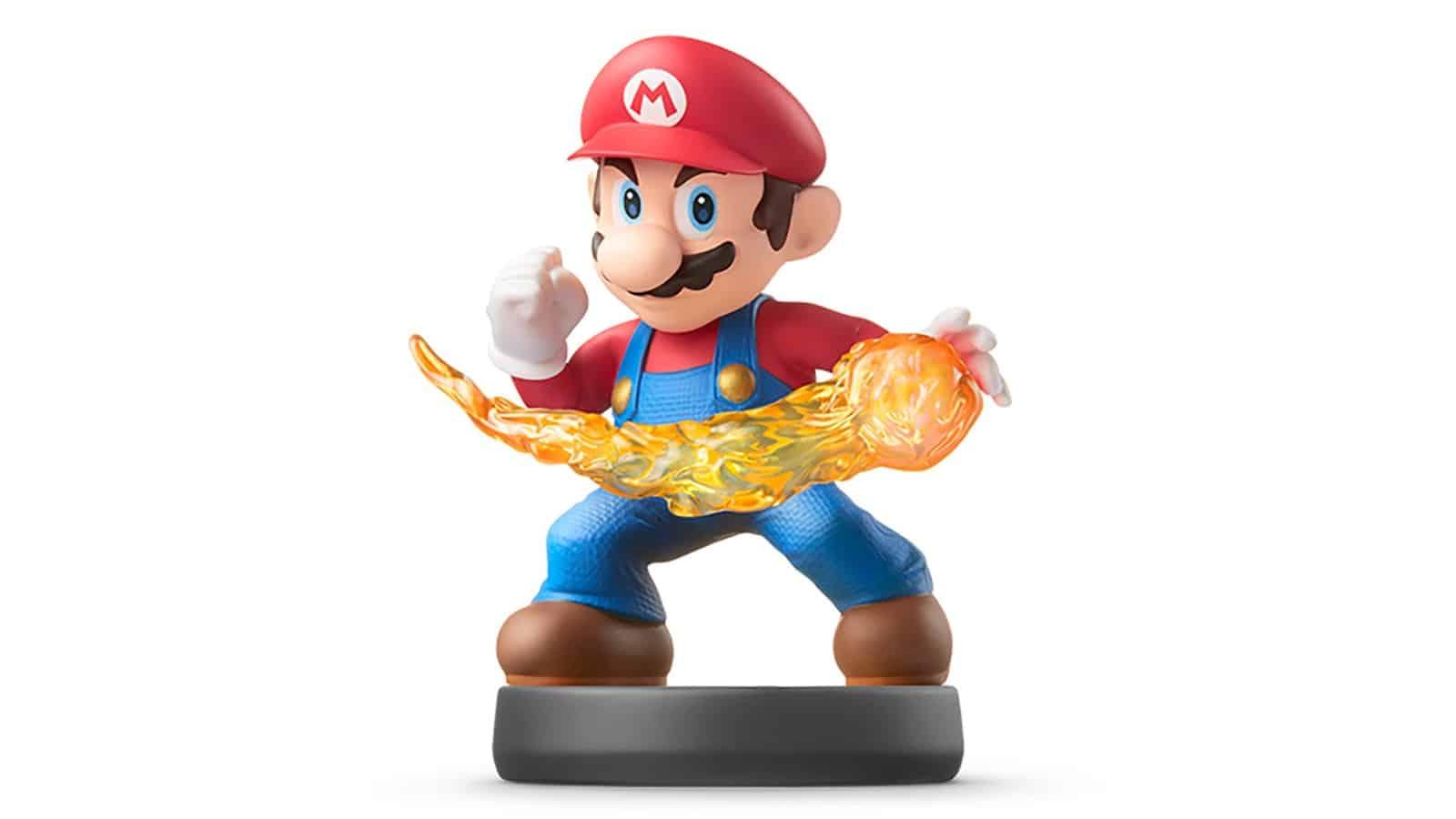 אמיבו - Mario (סדרת Super Smash Bros.)