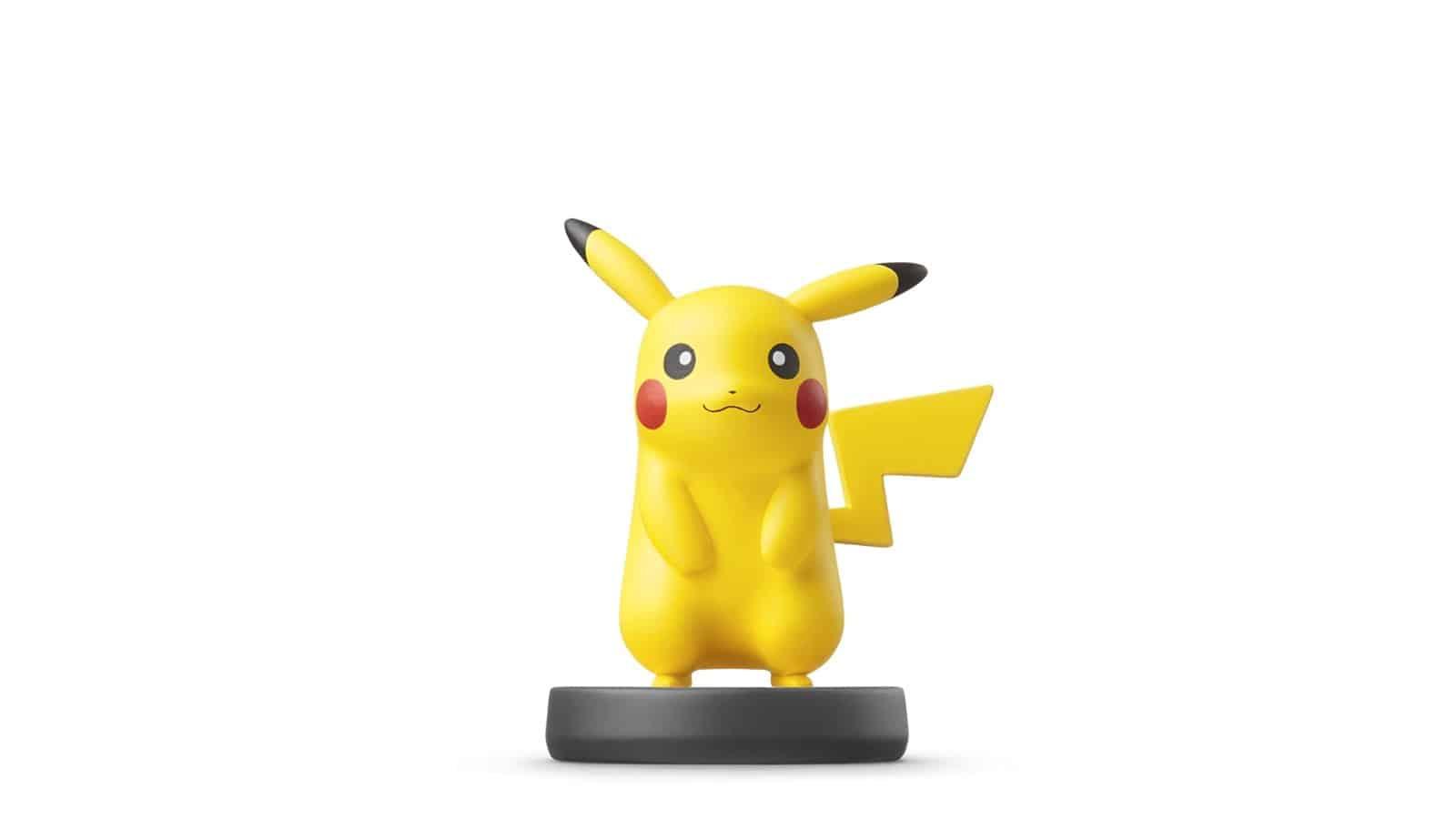 אמיבו - Pikachu (סדרת Super Smash Bros.)