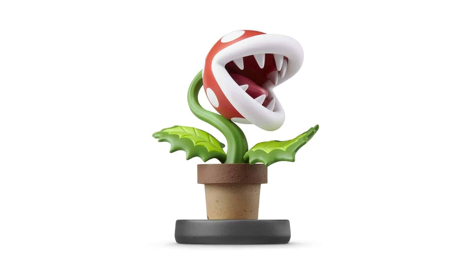 אמיבו - Piranha Plant (סדרת Super Smash Bros.)