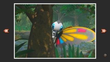 צילום מסך 1 מתוך המשחק: New Pokémon Snap פוקימון מצולם