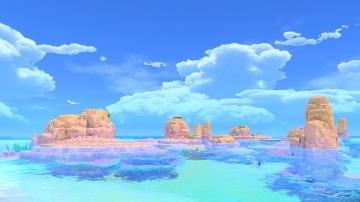 צילום מסך 1 מתוך המשחק: New Pokémon Snap האיים במשחק