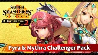 Super Smash Bros. Ultimate: Pyra & Mythra Challenger Pack - הרחבה דיגיטלית
