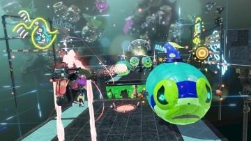 צילום מסך 2 מתוך המשחק: Splatoon 2