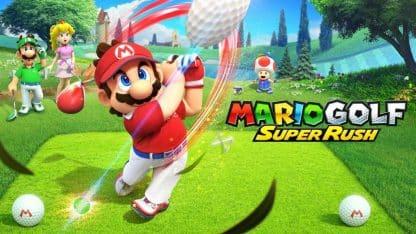 משחק Mario Golf: Super Rush לנינטנדו סוויץ'