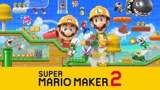 משחק Super Mario Maker 2 לנינטנדו סוויץ'