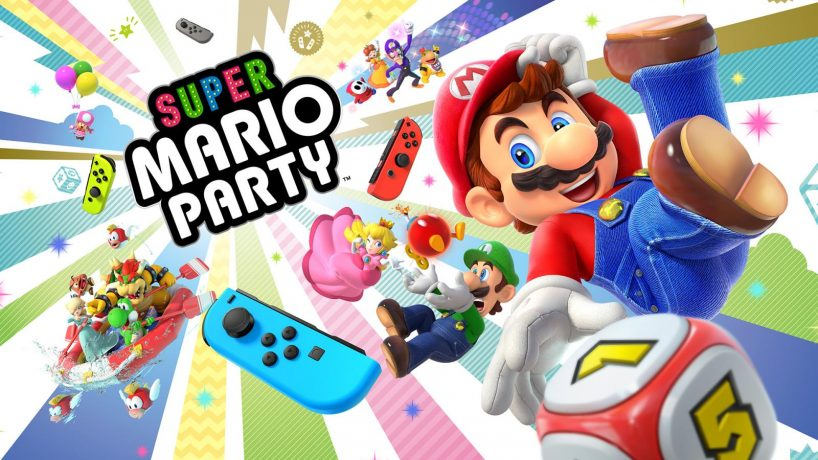 משחק Super Mario Party