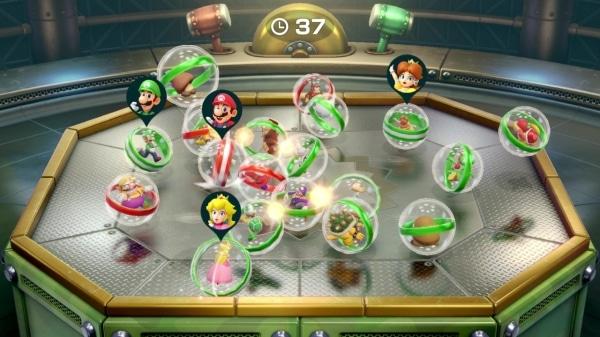 צילום מסך 2 למשחק: Mario Party Superstars לקונסולת נינטנדו סוויץ'