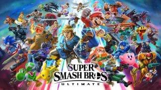 משחק Super Smash Bros. Ultimate לנינטנדו סוויץ'