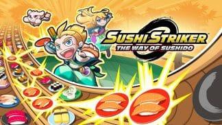משחק Sushi Striker: The Way of Sushido לקונסולת נינטנדו סוויץ'