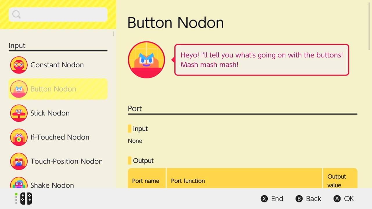 משחק Game Builder Garage לנינטנדו סוויץ' - Nodon