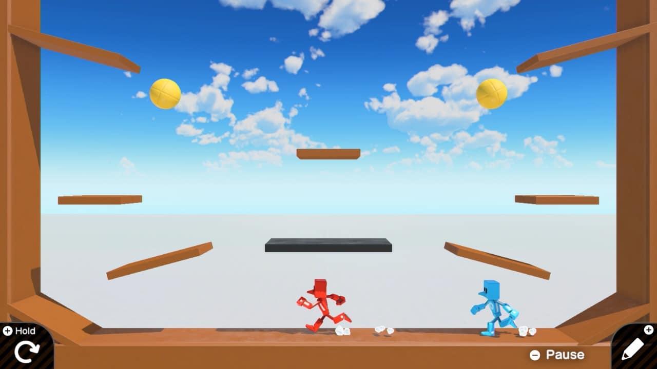 משחק Game Builder Garage לנינטנדו סוויץ' - משחק 1