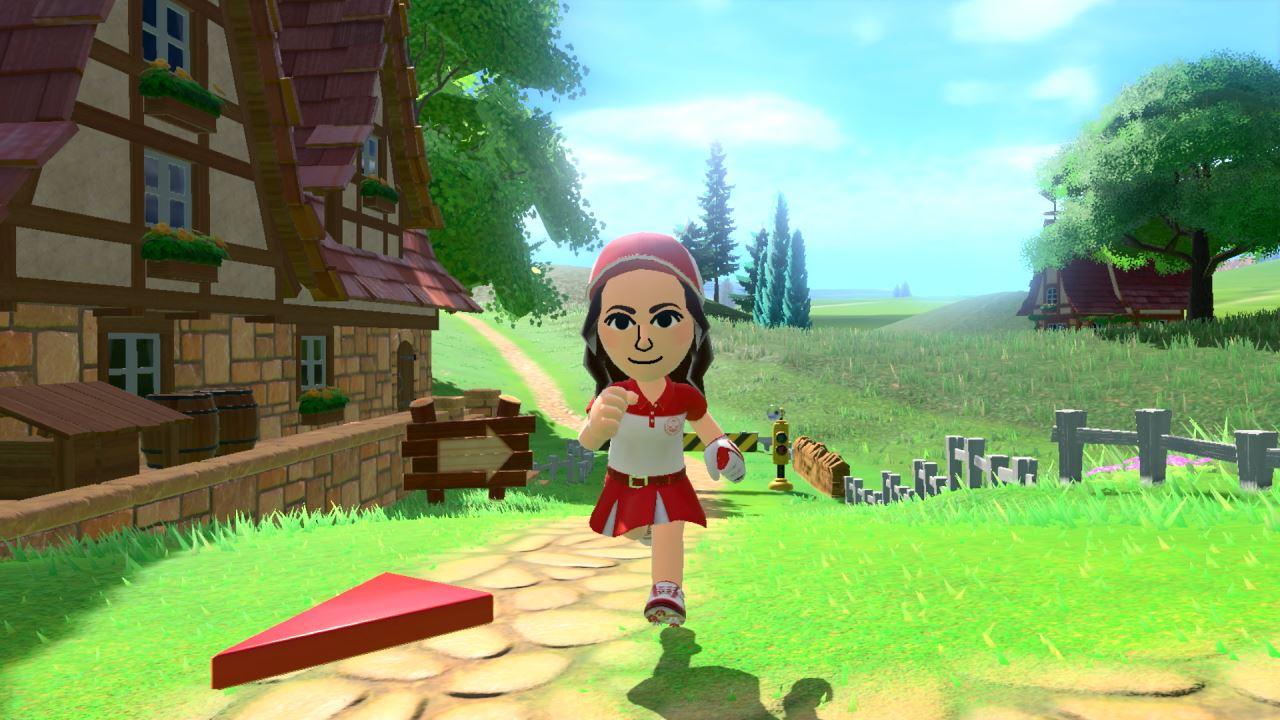 משחק Mario Golf: Super Rush לנינטנדו סוויץ' - דמות Mii