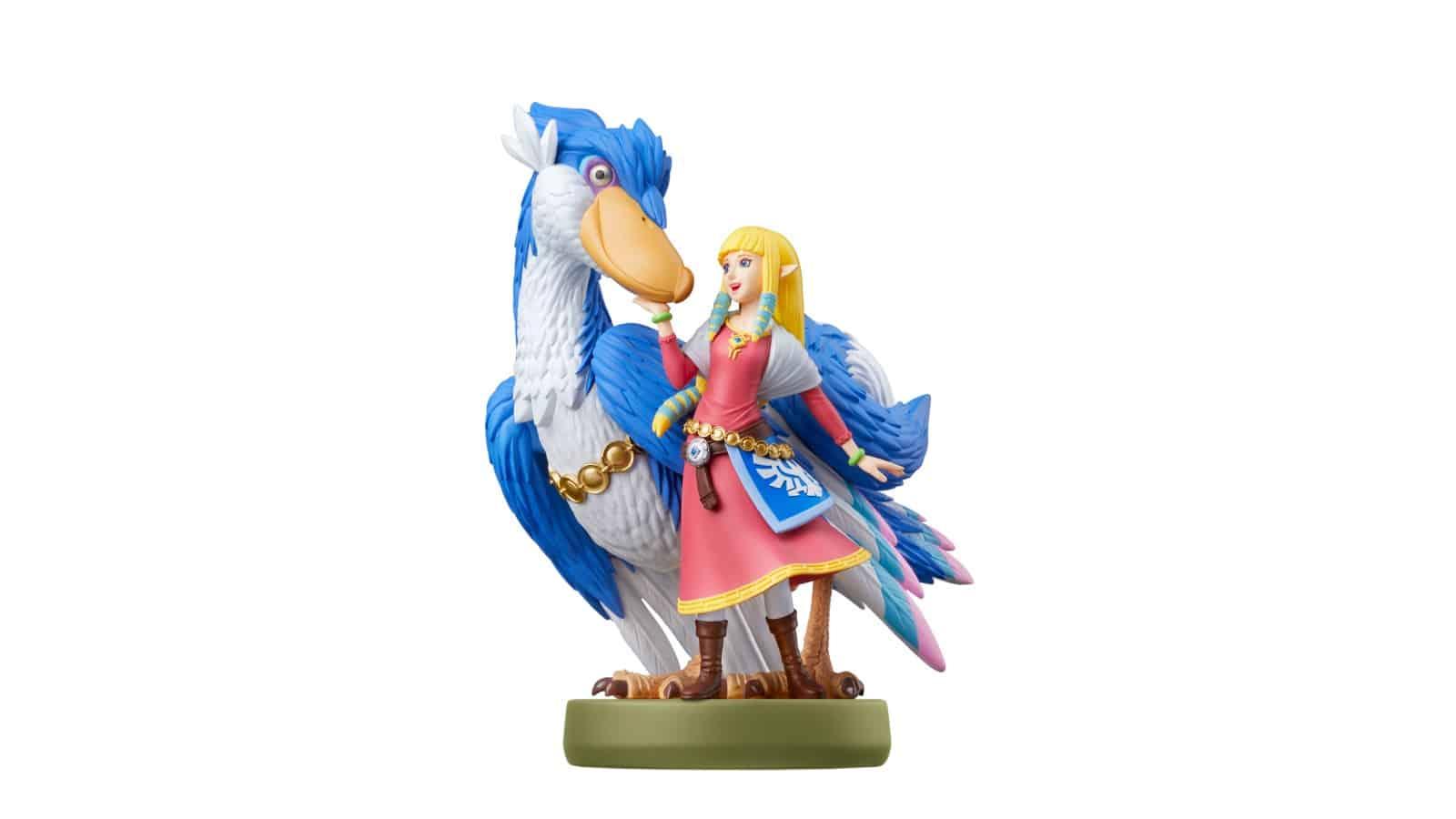 אמיבו - Zelda & Loftwing (סדרת The Legend of Zelda)