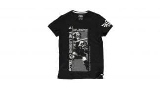 חולצה שחורה - זלדה טרייפורס התעוזה