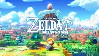 משחק The Legend of Zelda: Link's Awakening לנינטנדו סוויץ'