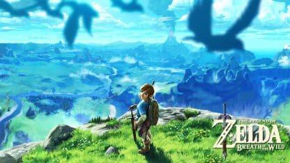 משחק The Legend of Zelda: Breath of the Wild