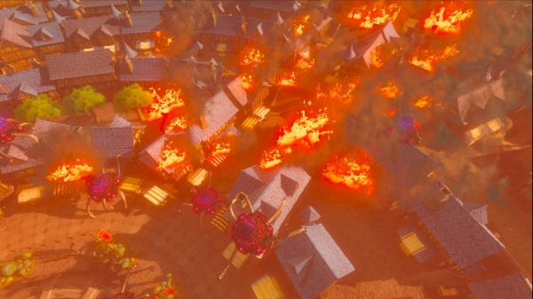 צילום מסך 3 מתוך המשחק: The Legend of Zelda: Breath of the Wild