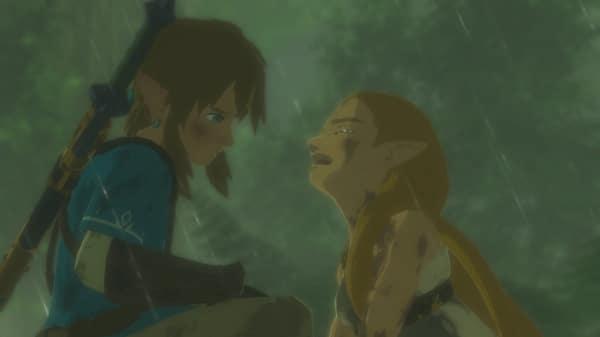 צילום מסך 2 מתוך המשחק: The Legend of Zelda: Breath of the Wild