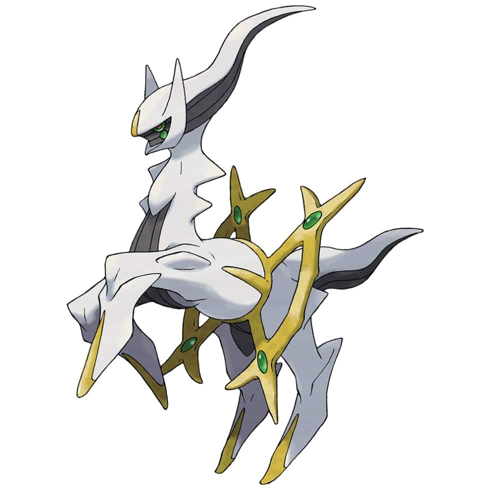 משחק Pokémon Legends: Arceus לנינטנדו סוויץ' - ארקיאוס