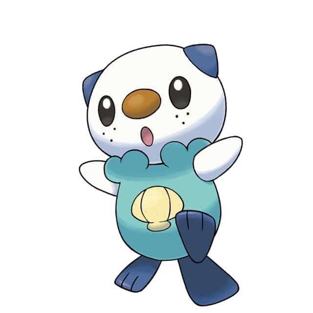 משחק Pokémon Legends: Arceus לנינטנדו סוויץ' - אושאווט