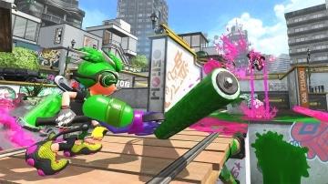 צילום מסך 3 מתוך המשחק: Splatoon 2