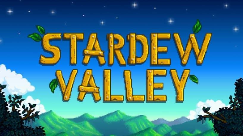 משחק Stardew Valley לקונסולת נינטנדו סוויץ'
