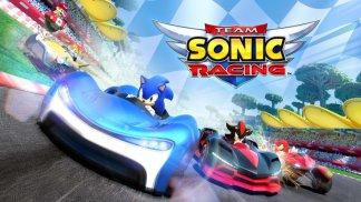 משחק Team Sonic Racing לקונסולת נינטנדו סוויץ'