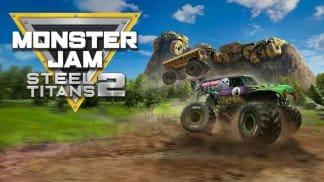 משחק Monster Jam Steel Titans 2 לקונסולת נינטנדו סוויץ'