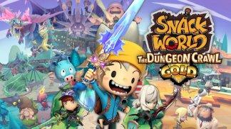 משחק Snack World: The Dungeon Crawl Gold לקונסולת נינטנדו סוויץ'